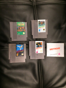 Nes/Snes/Ds Games