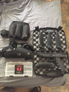 2 Paintball markers and gear for sale $350 each