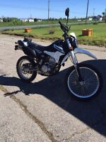 2011 KLX 250s LOW kms! For sale or trade.