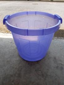 Purple Storage Tub / Bucket