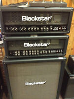 Blackstar 100 watts series one(Cabinet 4x12 gratuit!)