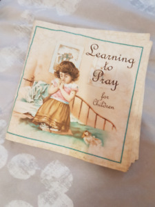 Learning to Pray for Children