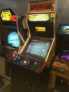 Golden Tee Fore Complete Full Size Arcade Machine