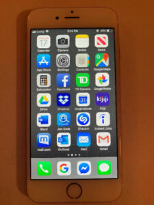 iPhone 6s - 64 gig - MINT Condition