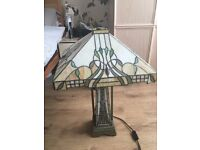 Tiffany lamp needs repair