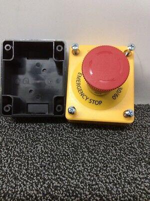 Banner Engineering Emergency Stop Push Button Kit
