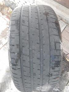 Pneu Pirelli PZERO 255/35R19 XL - 96Y tire
