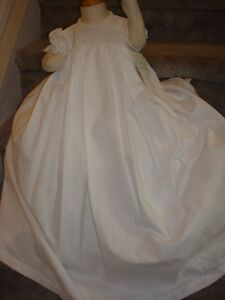 Christening Gown NEW 12m