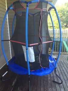 "Trainor Sports 55"" My First Trampoline and Enclosure"