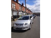 Full Toyota service history with 6 months parts and labour. Warrenty