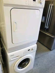 SAMSUNG APARTMENT SIZE WASHER & DRYER