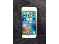 iPhone 6 unlocked 16GB silvery very good condition