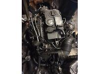 Vw Passat Audi seat 2.0 tdi engine