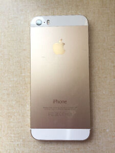 Iphone 5s Gold, Great Condition, Screen won't turn on Kingston Kingston Area image 2