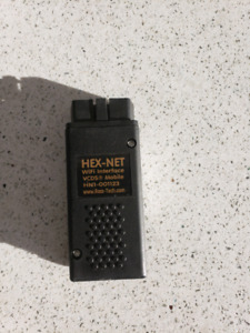 Hex-net wifi interface vcds