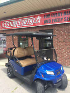 2018 CLUB CAR Onward  Gas Upgraded Golf Cart