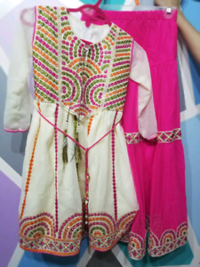 Pakistani Indian clothes for kids