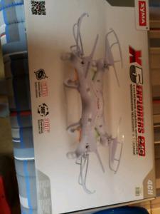Remote Control Quadcopter Drone