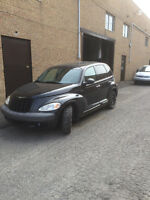 2001 Chrysler PT Cruiser Familiale