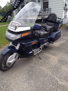 Goldwing 1988 en bonne condition