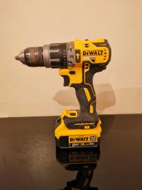 Dewalt brushless combi drill