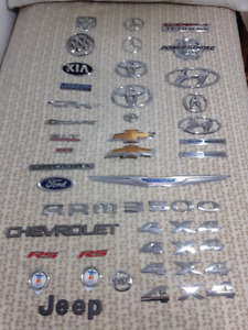 Collection of Badges for sale