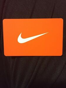 Nike Gift Card $444 for $400