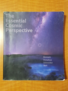 NATS Textbook The Essential Cosmic Perspective 7th edition