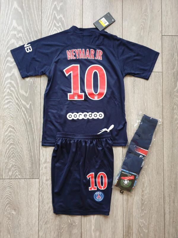 new arrival 52e49 a2905 2019/20 PSG Paris Saint Germain football kit Neymar nike shirt shorts | in  Birkenhead, Merseyside | Gumtree