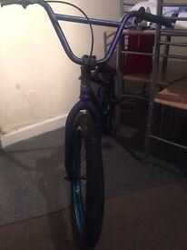 Professional bmx bike