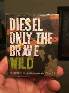 Diesel-Only the Brave-Wild Brand New(wrapped) $60 Cambridge Kitchener Area image 1