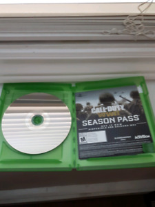 Sale or Trade XBone games