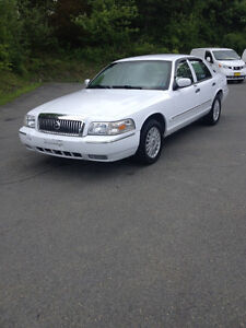 2007 Mercury Grand Marquis LS Sedan
