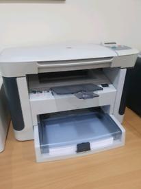 Printer, fax, scan
