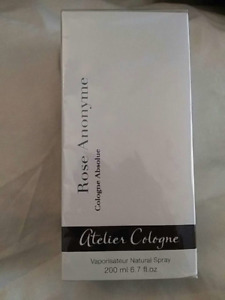 Brand new Atelier Cologne 200ml Rose Anonyme 35%OFF