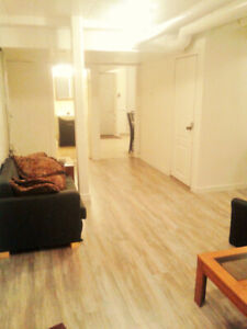 (DOWNTOWN)  1 Bedroom Suite,  Own Entry, Utility included!