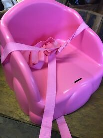 Kids dining booster seat