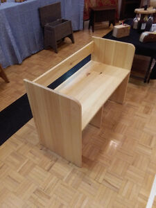 Great Deal on Country Hall Bench