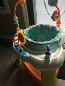 Baby Bouncer & Play Station