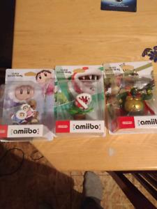 Amiibo a vendre 25$