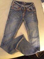 Silver Jeans size 25/32