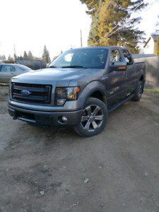 2013 F 150 Fx4 package truck