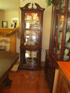 LOVELY CURIO DISPLAY CABINET
