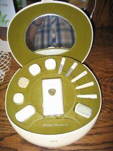 Antique Philips beauty set