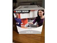 Black & Decker Orbit Cordless Hand Vac