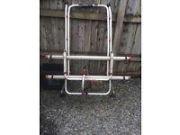 Bike rack for a Vw transporter