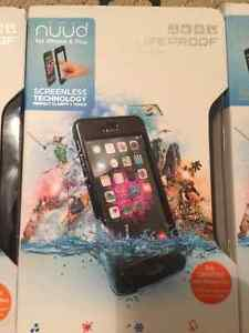 Lifeproof nuud iPhone 6s Plus / brand new in box West Island Greater Montréal image 4
