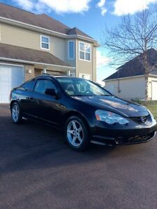 2004 Acura RSX TYPE S only 120km