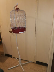 Buggie Cage And Stand