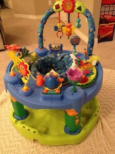 3-in-1 Exersaucer